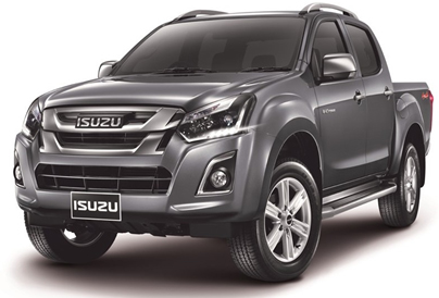 isuzu d-max 3.0l hi-power 4×4 doble cabina ls modelo 2018 cuero | cr